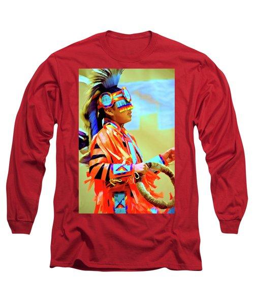 Grass Dancer Pride Long Sleeve T-Shirt