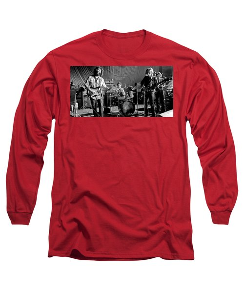 Grateful Dead In Concert - San Francisco 1969 Long Sleeve T-Shirt