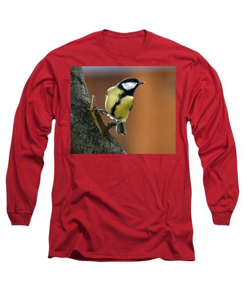 Great Tit  Long Sleeve T-Shirt