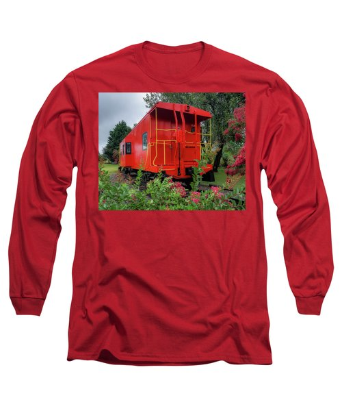 Gretna Railroad Park Long Sleeve T-Shirt