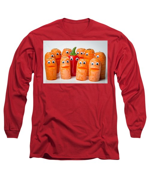 Group Photo. Long Sleeve T-Shirt