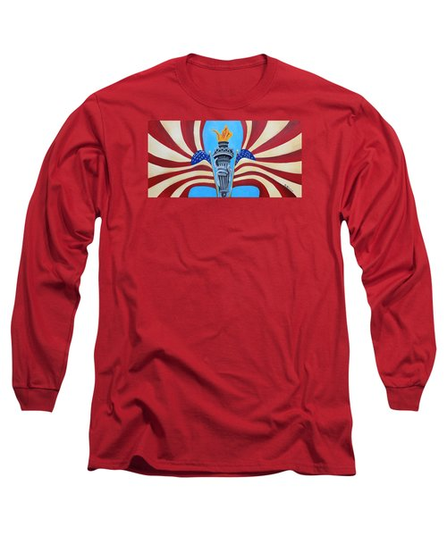 Guardian's Of Liberty Long Sleeve T-Shirt