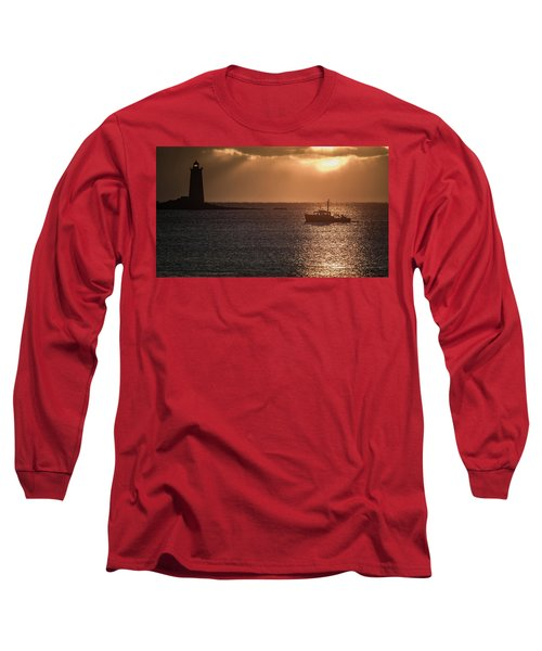 Guided By The Light Long Sleeve T-Shirt