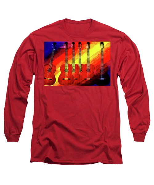 Guitar Fantasy One Long Sleeve T-Shirt