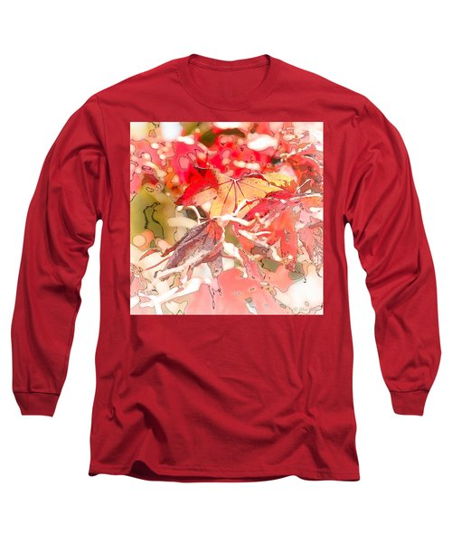 Happy Autumn Long Sleeve T-Shirt