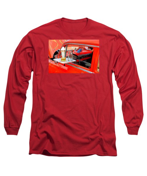 Happy Days Long Sleeve T-Shirt by Louis Ferreira