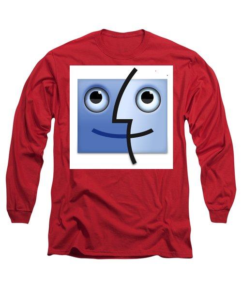 Happy Long Sleeve T-Shirt