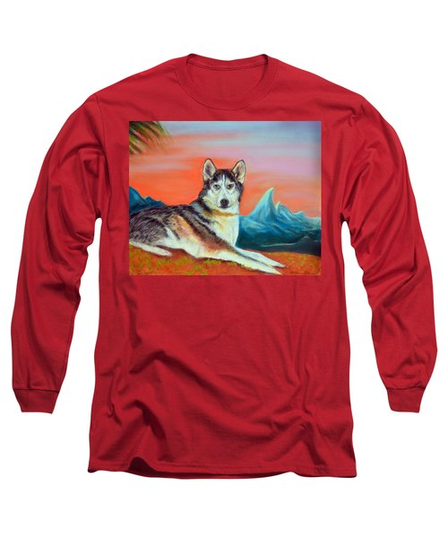 Harry Long Sleeve T-Shirt