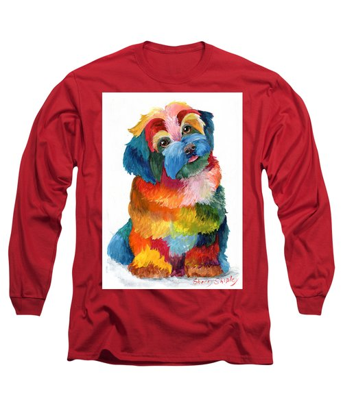 Hava Puppy Havanese Long Sleeve T-Shirt