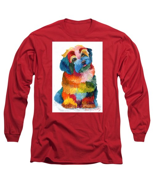 Hava Puppy Havanese Long Sleeve T-Shirt
