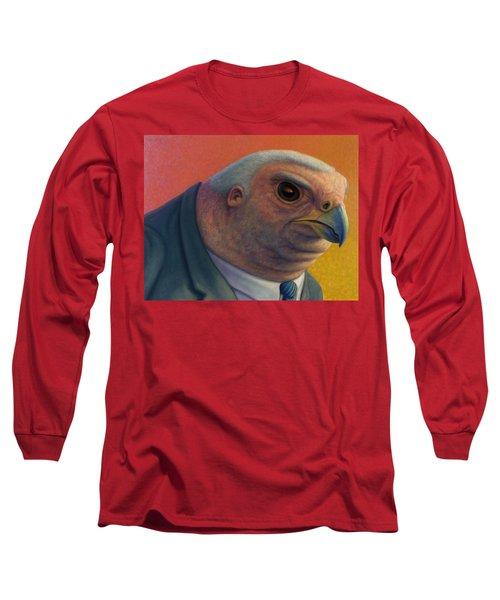 Hawkish Long Sleeve T-Shirt