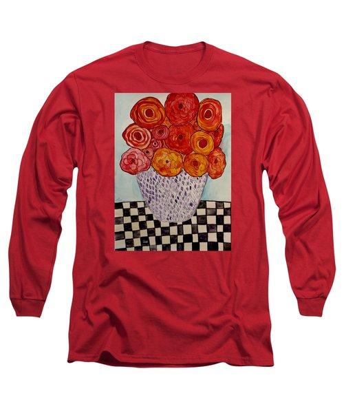 Heart And Matter Long Sleeve T-Shirt