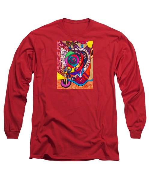 Heart Awakening - Iv Long Sleeve T-Shirt