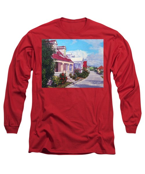 Heart Of The Current Long Sleeve T-Shirt