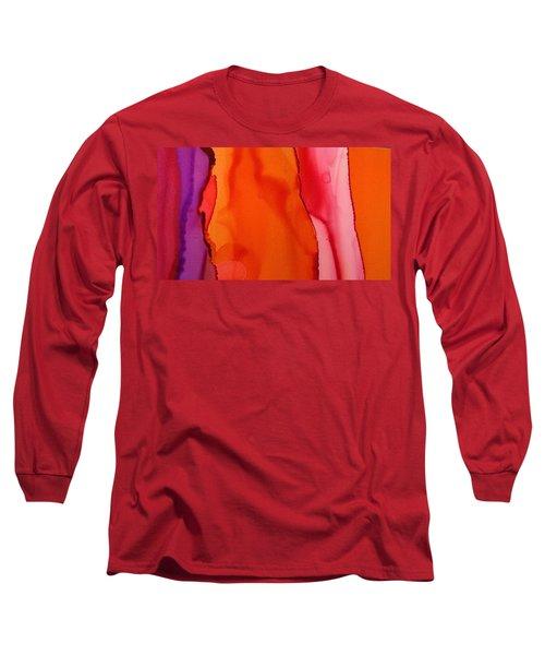 Heat Waves Long Sleeve T-Shirt