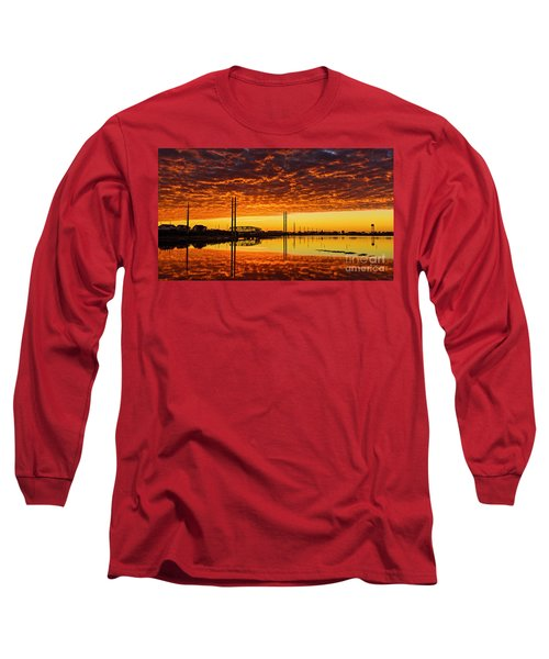 Swing Bridge Heat Long Sleeve T-Shirt