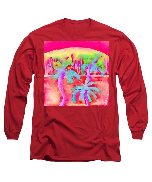 Heatwave Long Sleeve T-Shirt