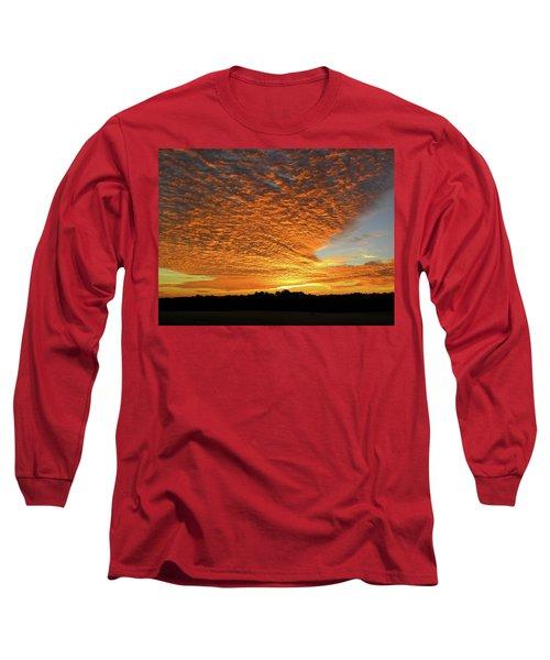 Heaven Sent Golden Sunrise Long Sleeve T-Shirt
