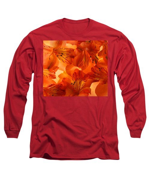Long Sleeve T-Shirt featuring the photograph Heavenly by Bobby Villapando