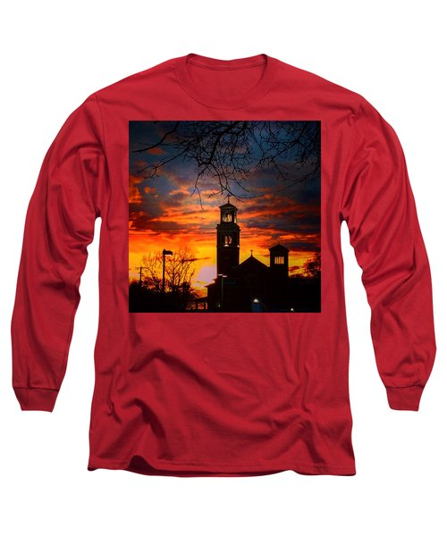Heavenly Sunset Long Sleeve T-Shirt