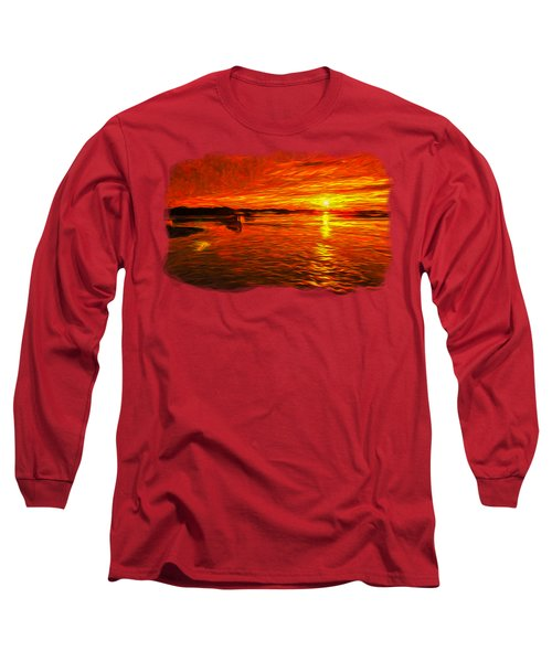 Heavens Of Fire 2 Long Sleeve T-Shirt
