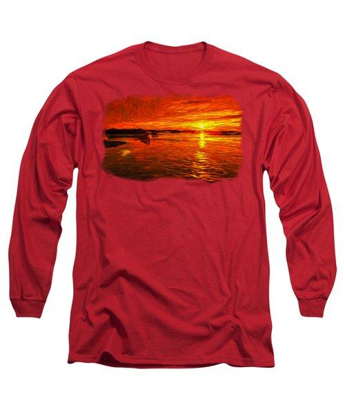 Heavens Of Fire 2 Long Sleeve T-Shirt
