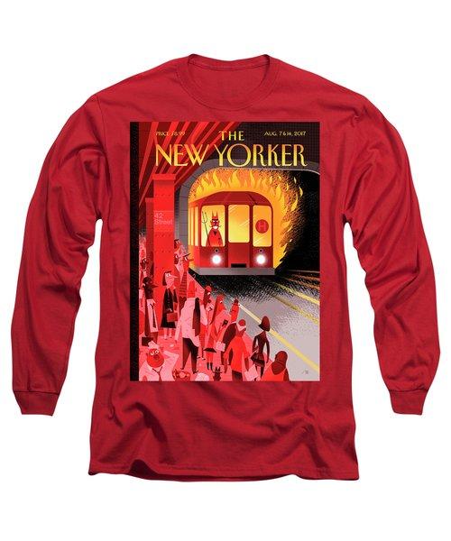 Hell Train Long Sleeve T-Shirt