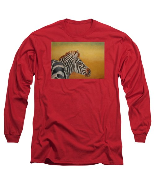 Hello Africa Long Sleeve T-Shirt by Ceci Watson