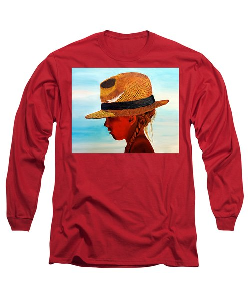 Hello Mr. Sunshine Long Sleeve T-Shirt