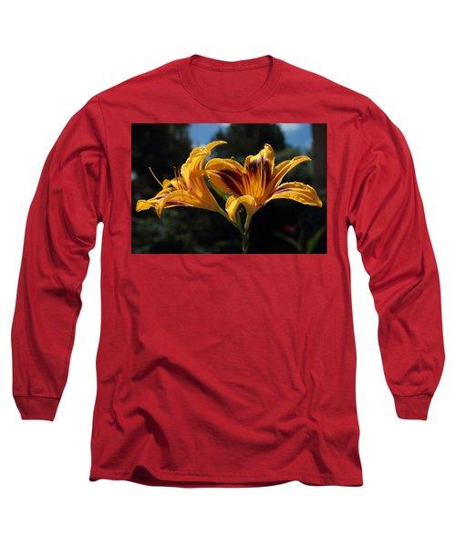 Hemerocallis Long Sleeve T-Shirt