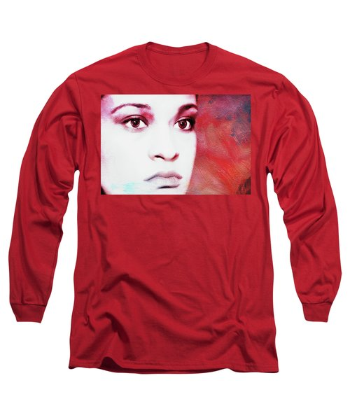 Her Soul Long Sleeve T-Shirt