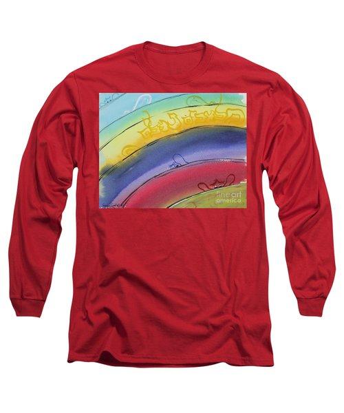 Hidden Angels  Malacheem Nehaleem Long Sleeve T-Shirt