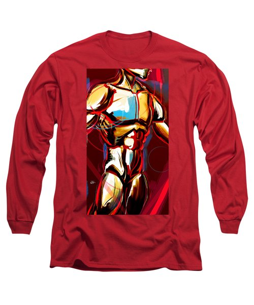 Hidden Strength  Long Sleeve T-Shirt