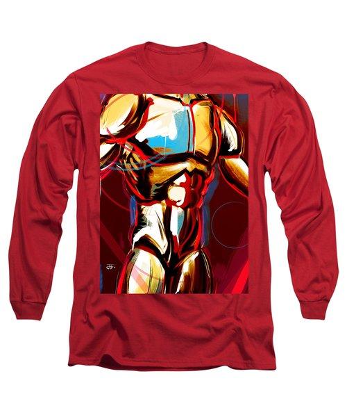 Hidden Strength  Long Sleeve T-Shirt