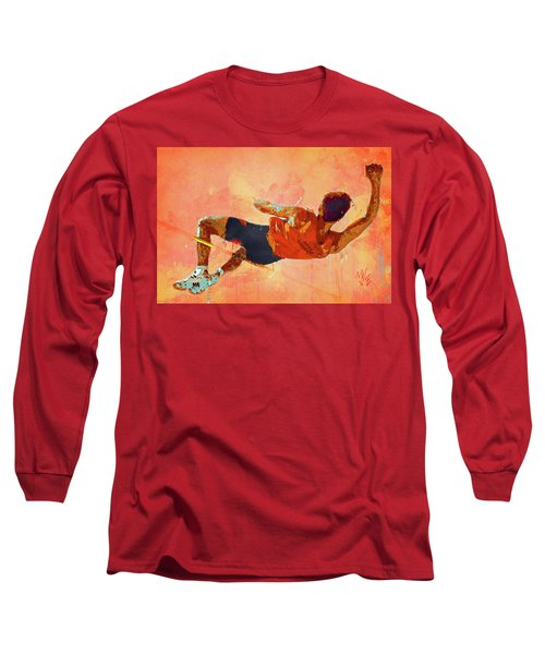 High Jumper Long Sleeve T-Shirt