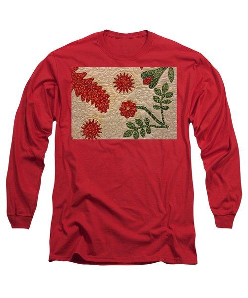 Historic Quilt Long Sleeve T-Shirt