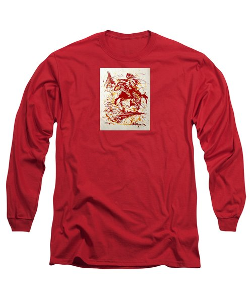 History In Blood Long Sleeve T-Shirt