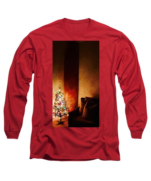 Holiday Surfboard Long Sleeve T-Shirt