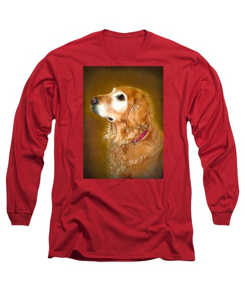 Holly Long Sleeve T-Shirt by Marion Johnson