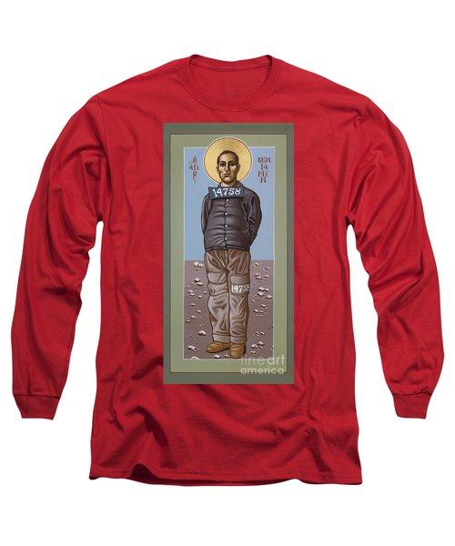 Holy Prophet Benjamin Salmon 083 Long Sleeve T-Shirt