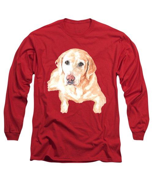 Honey Lab T-shirt Long Sleeve T-Shirt
