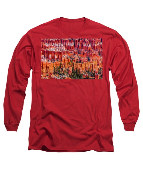 Hoodoo Forest Long Sleeve T-Shirt