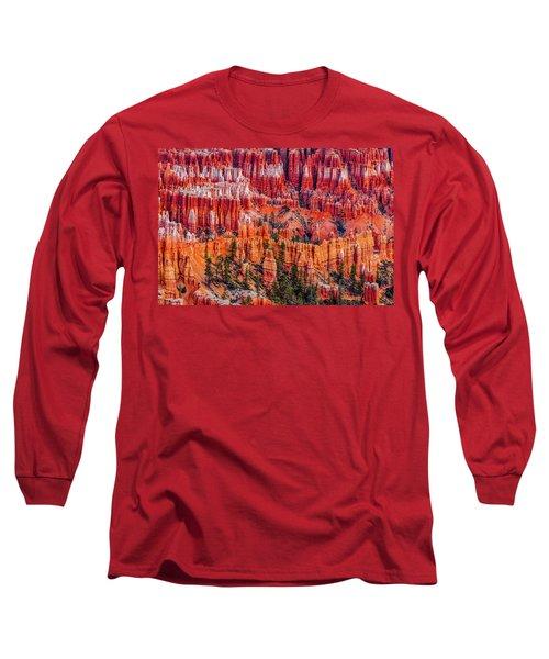 Hoodoo Forest Long Sleeve T-Shirt