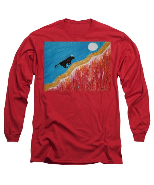 Hot Market Long Sleeve T-Shirt