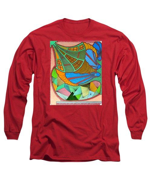 Horn Of What Long Sleeve T-Shirt