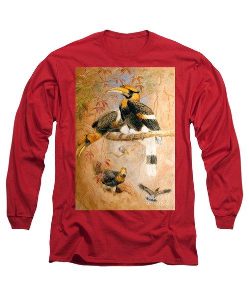 Hornbill  Long Sleeve T-Shirt