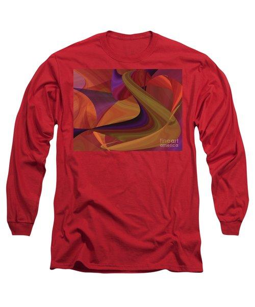 Hot Curvelicious Long Sleeve T-Shirt
