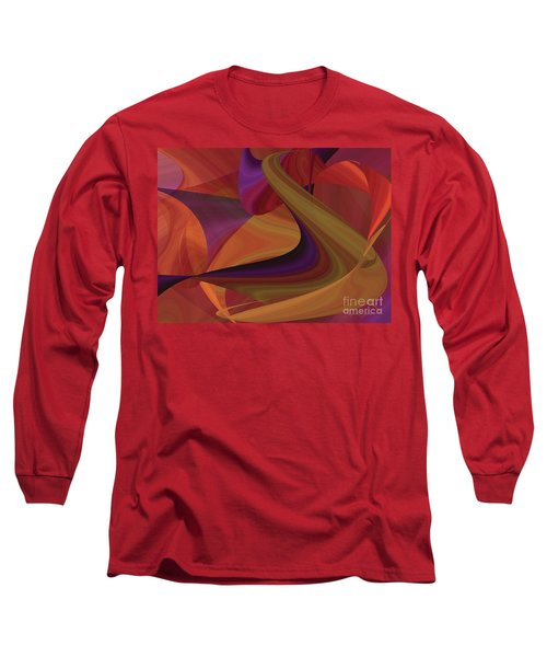 Hot Curvelicious Long Sleeve T-Shirt