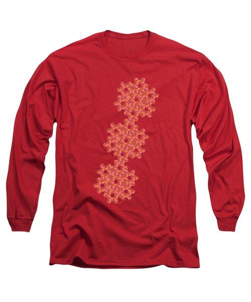 Hot Hexa Long Sleeve T-Shirt