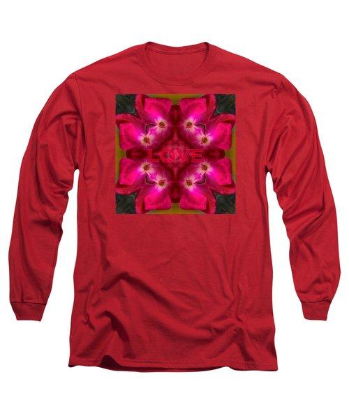 Hot Love Long Sleeve T-Shirt